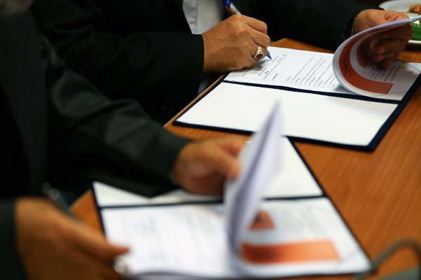 امضای تفاهم نامه صندوق نوآوری شکوفایی با بانک صادرات