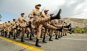 مهارت آموزی به سربازان در زمان دوره